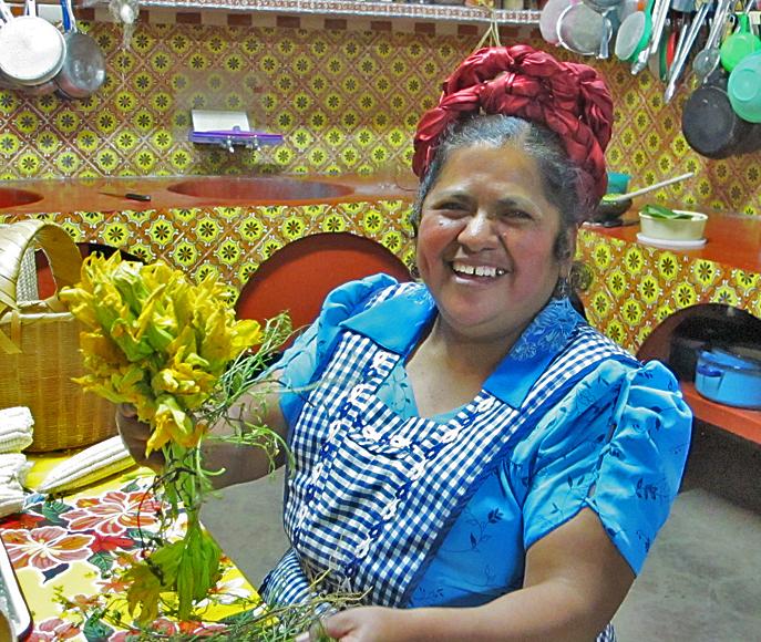 Abigail Mendoza Oaxaca 2014