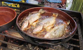 Encuentro Pescado en Cazuela