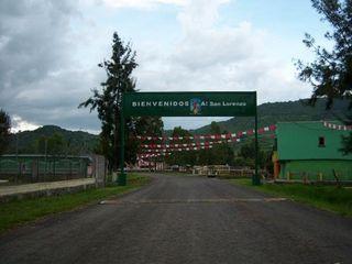 Encuentro Entrada a San Lorenzo Panoramio