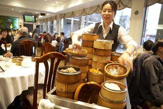 Jing Teng Dim Sum Cart