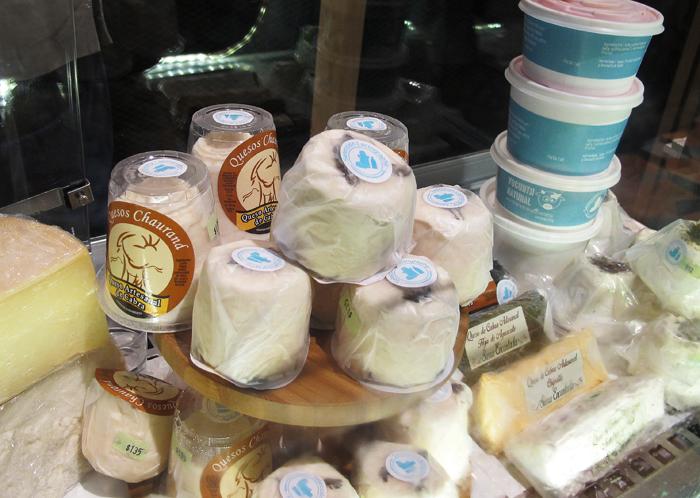 Mercado Roma Lactografía
