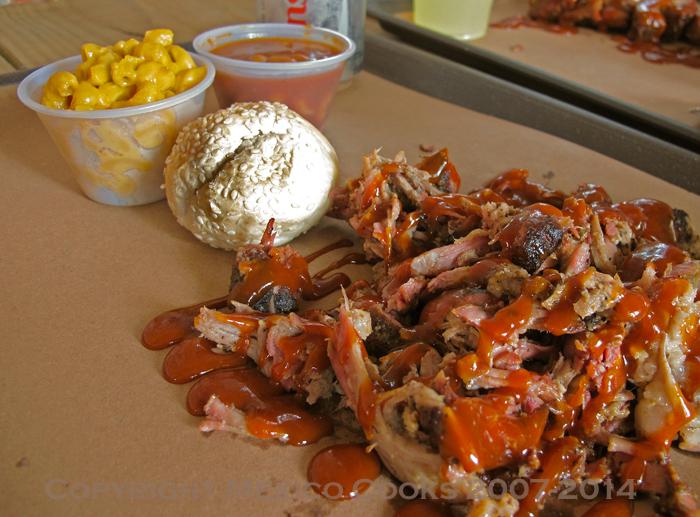 Pinche Gringo Pulled Pork