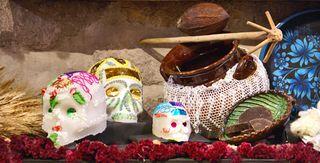Sugar Skulls Morelia