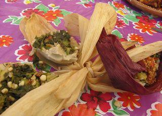 Encuentro Tamales de la Milpa Rosalba