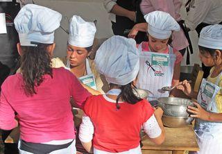 Encuentro Niños Chefs