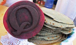 Puebla Sello Q para tortillas
