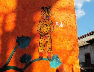 Santa Fe 12 Puki Danza del Tigre