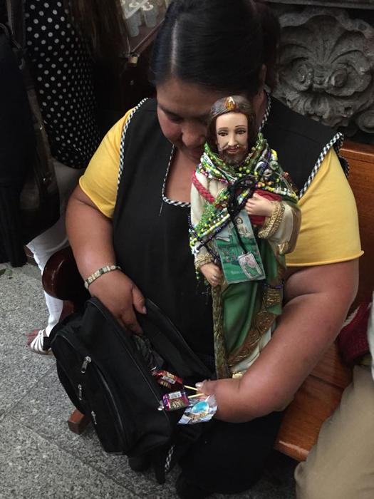 San Hipólito Señora