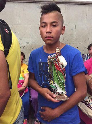 San Hipólito Muchacho Cholo