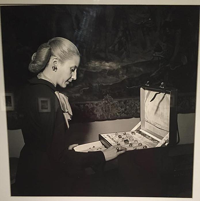 Giselle Freund Evita Perón