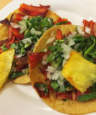 El Farolito Tacos al Pastor 2