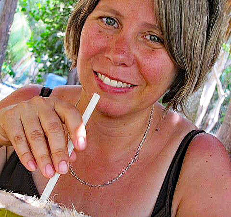 Suzanne Barbezat