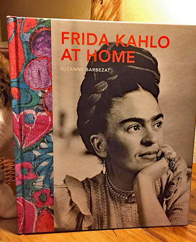 Frida Kahlo At Home Suzanne