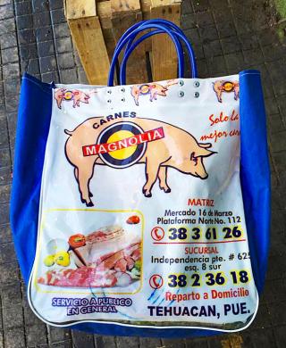 Tehuacán Market Bag