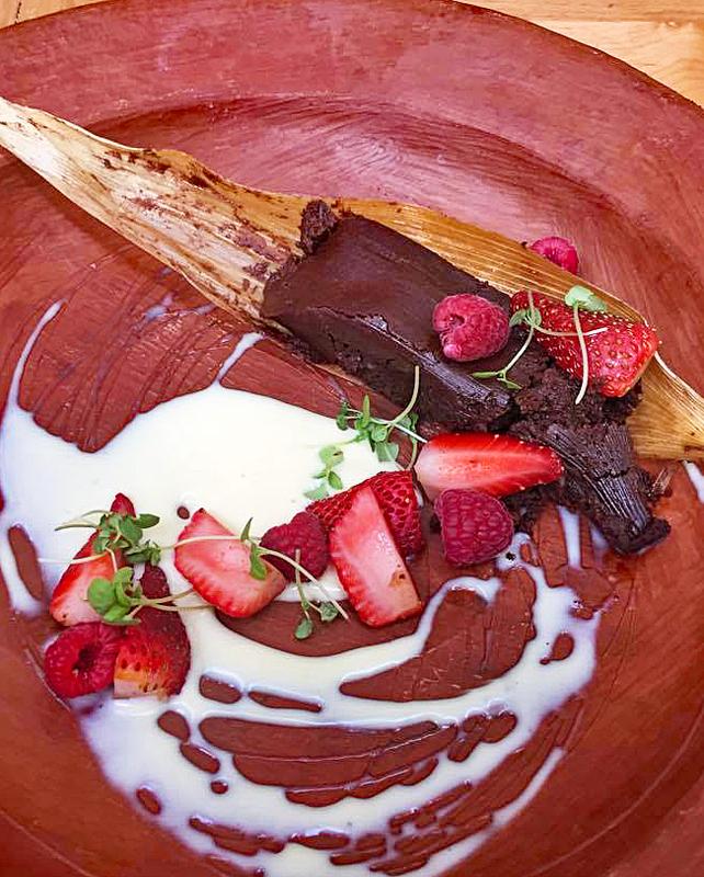 Pasillo de Humo Tamal de Chocolate 1