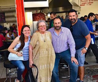 Chris  Jen  Rafa  Cristina Tijuana 7-22-2017