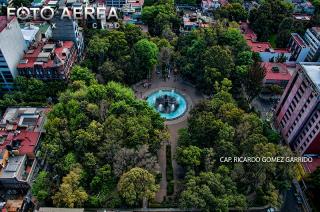 Plaza Rio de Janeiro de Arriba