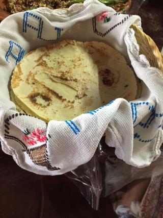 Doña Esthela Tortilla de Maíz
