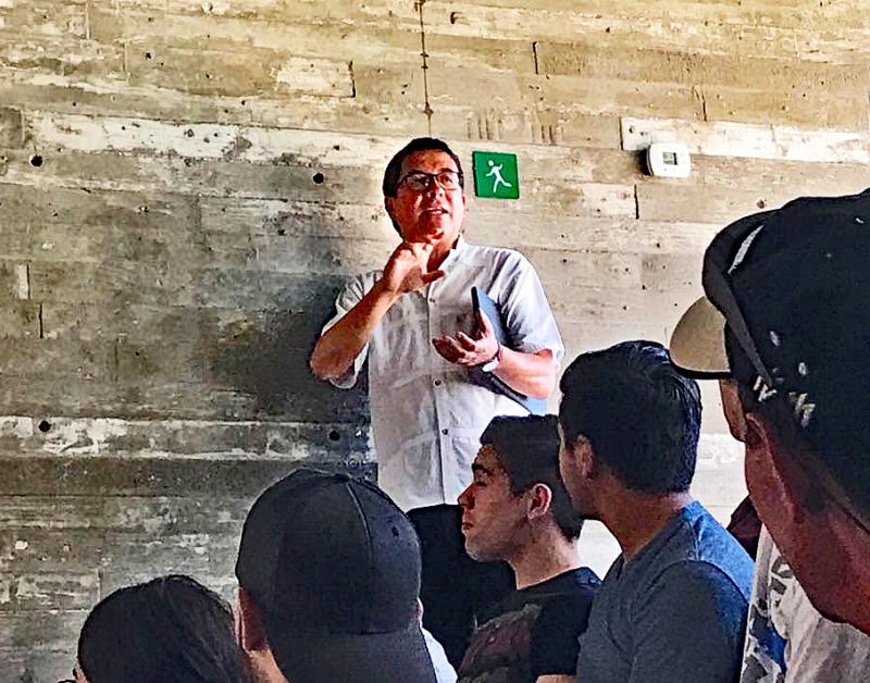 Javier González Culinary Arts School MC