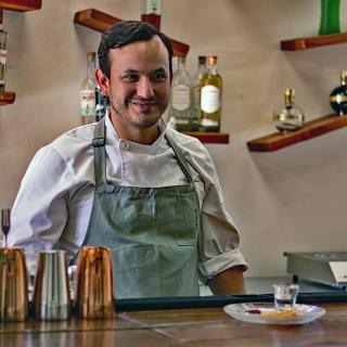 Mantou Chef Omar Armas MC