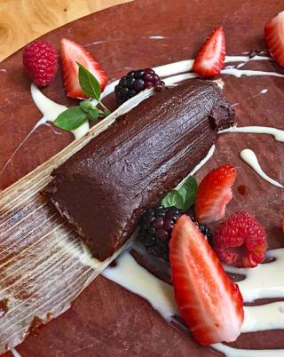 PdeH Tamal de Chocolate 1