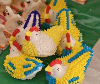 Sugar Hens