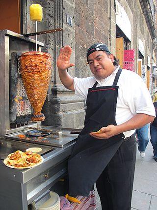 Restaurante Los Tacos Al Pastor