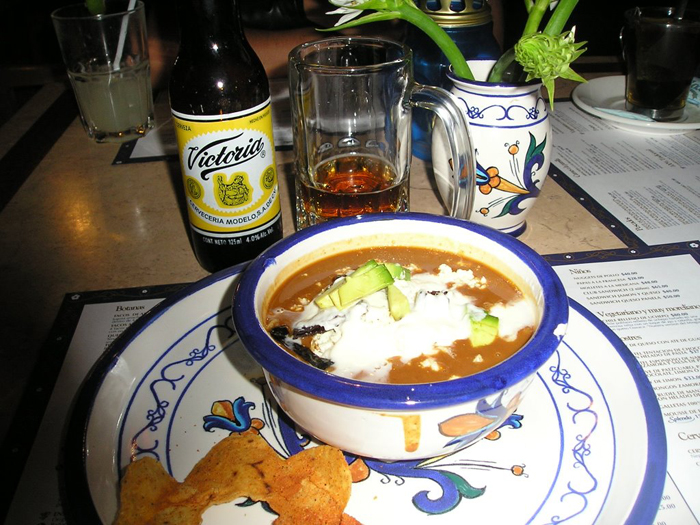 Sopa Tarasca Lu Morelia