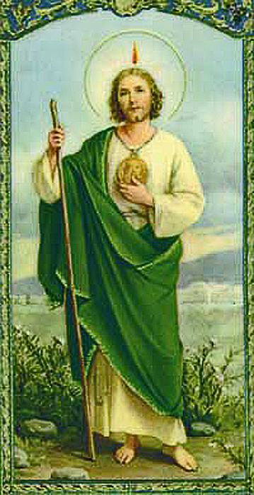San Hipólito St Jude Thaddaeus