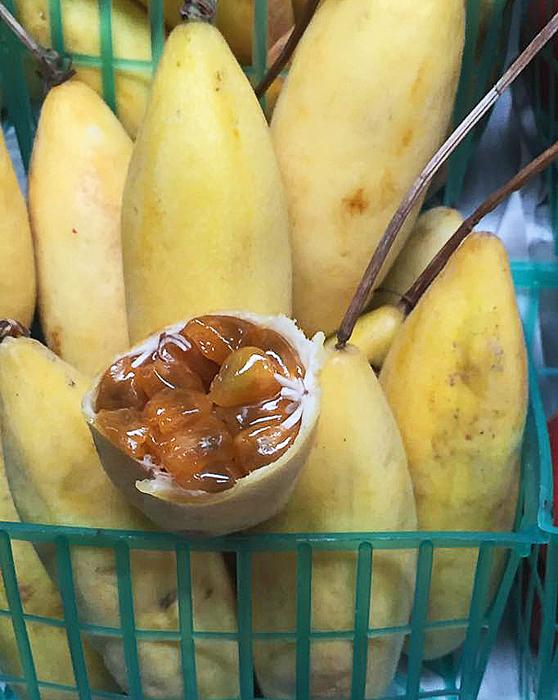 Curuba Mercado San Juan