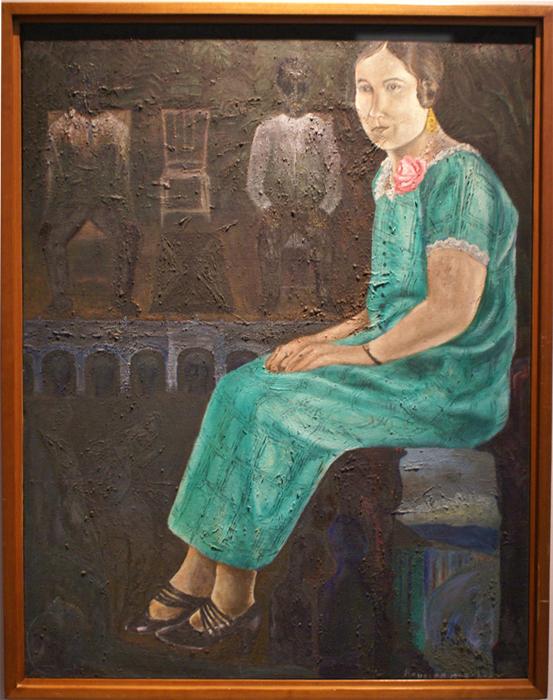 Rodolfo Morales Mother copy
