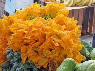 Celia Mercado de la Merced Flor de Calabaza