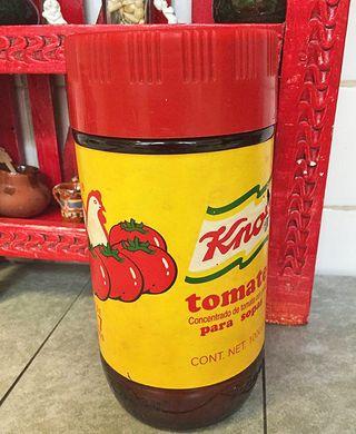 Fideos Knorr Suiza Frasco