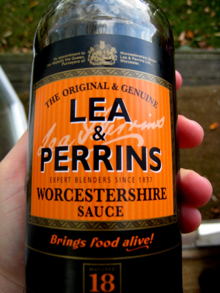 Michelada Worcestershire Sauce