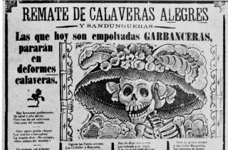 Catrina First Drawing