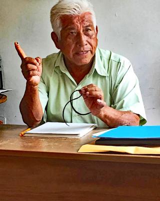 Consejo Presidente don Crispín Pérez García