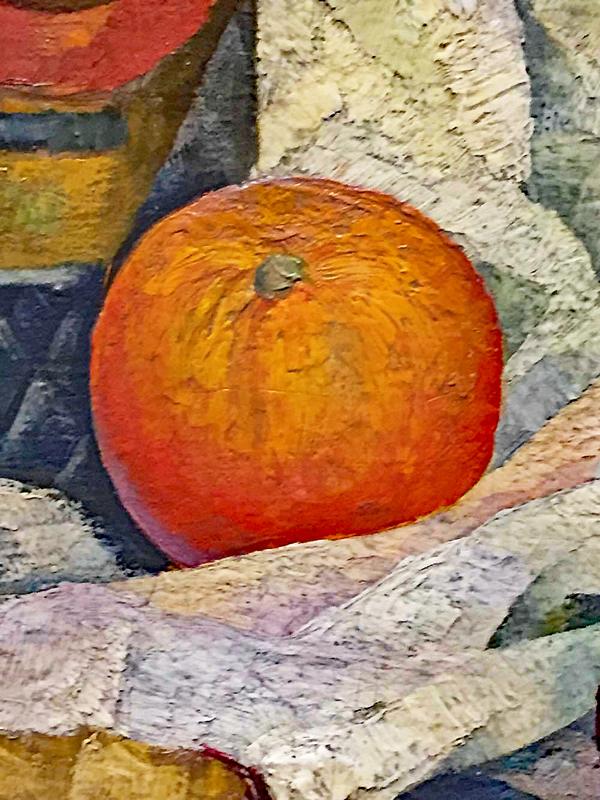 Pinta La Revolución Still Life Diego Rivera 1a