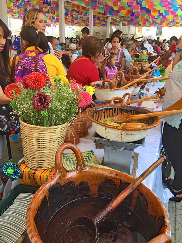 Encuentro Oaxaca Comensales Marichuy
