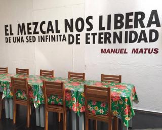 Oaxaca Restaurantes Zandunga Mezcal