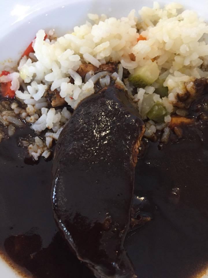 Oaxaca Restaurantes Catedral Mole Negro
