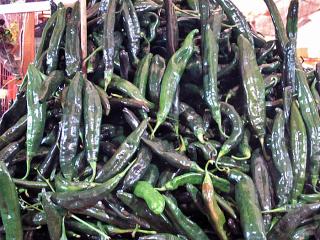 Recorrido Chiles Chilaca