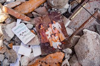 La Jornada Escombros y Fotos