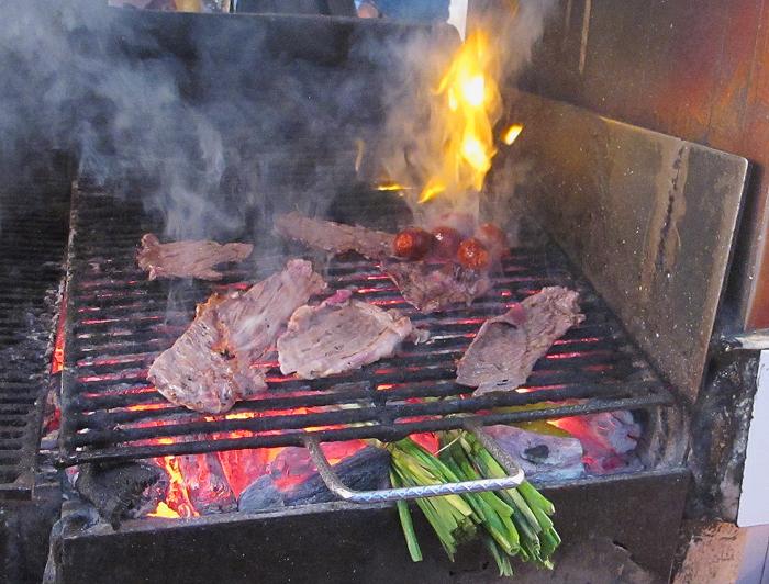 Oaxaca Carne Asada Mercado 20 de noviembre 2