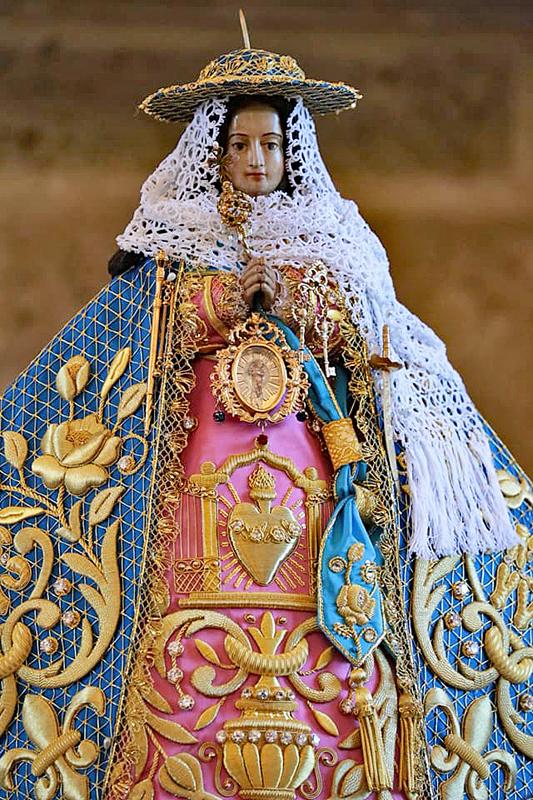 Viajera Virgen Zapopan 1