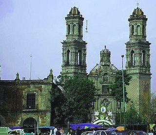 San Hipólito Fachada