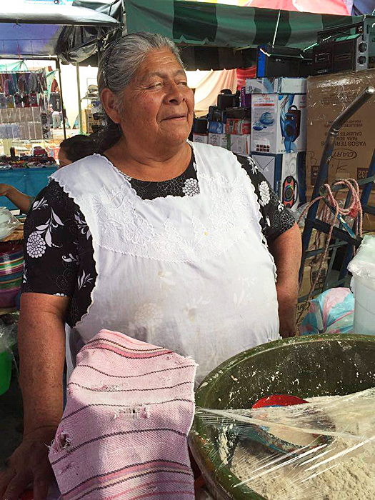 Ocotlán Mercado Tejate MC