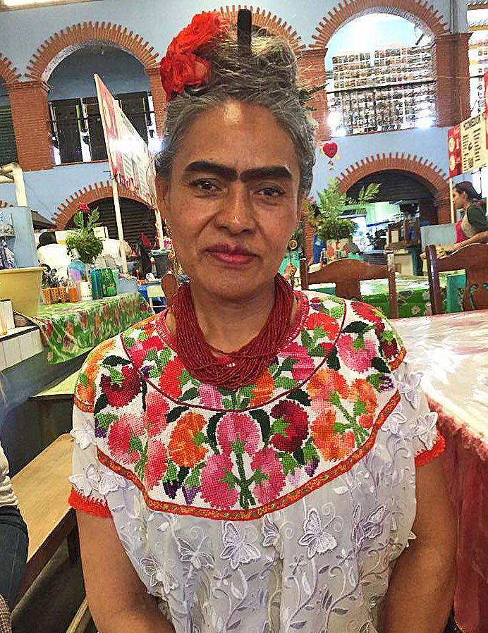 Ocotlán Cocina de Frida Frida MC