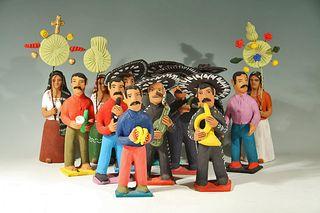 Oaxaca Josefina Aguilar Figuras