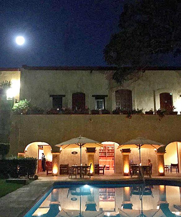 Oaxaca Luna Llena Camino Real 2