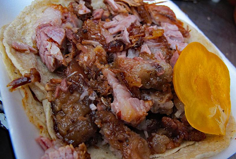Muertos Taco Carnitas